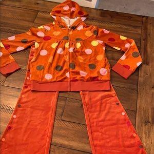 Gymboree NWT 2Pc Perfect Autumn Jacket & Pants 10